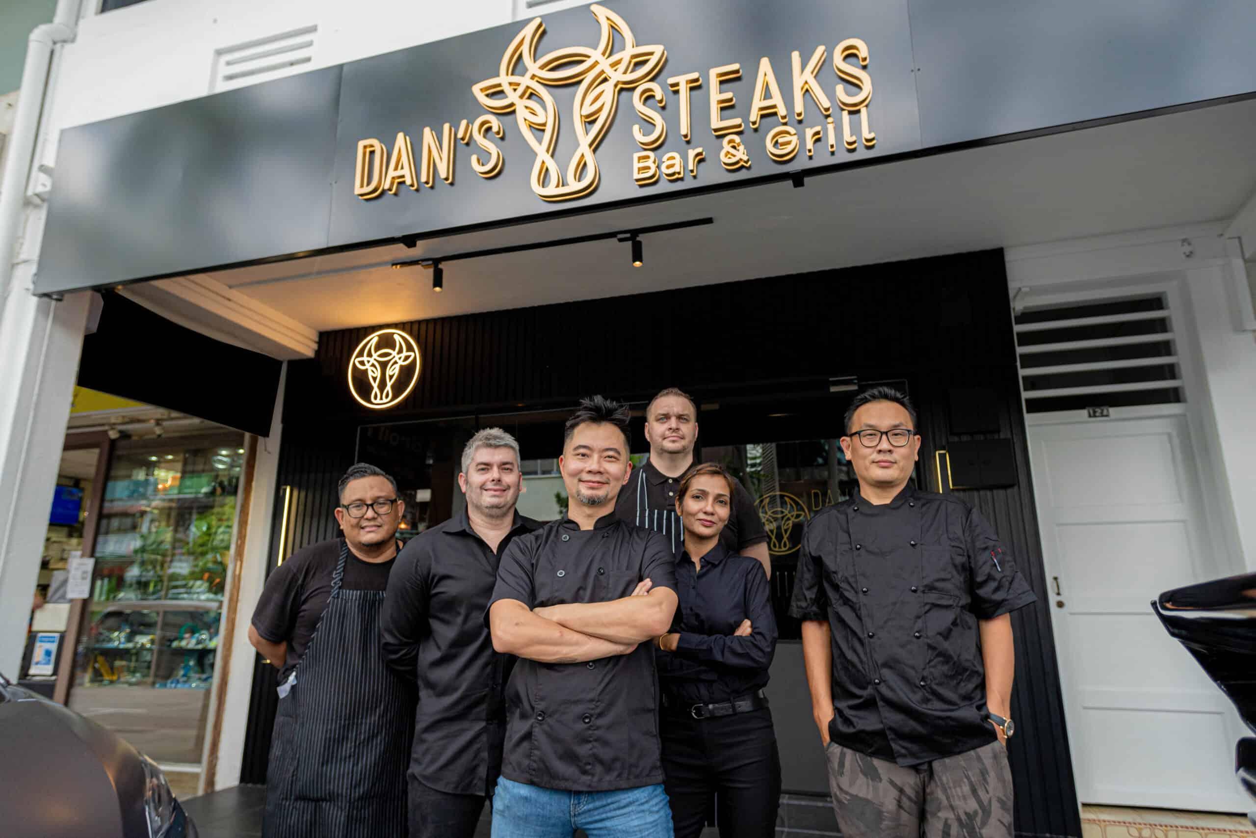 Dan's Steaks